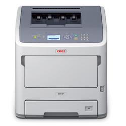 Oki - Oki B731DNW Wi-Fi Mono Lazer Yazıcı