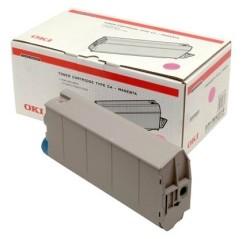 Oki - Oki C7100-41963084 Kırmızı Orjinal Toner