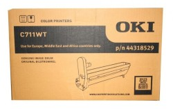 Oki - Oki C711WT-44318529 Beyaz Orjinal Drum Ünitesi