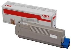 Oki - Oki C711WT-44318657 Beyaz Orjinal Toner