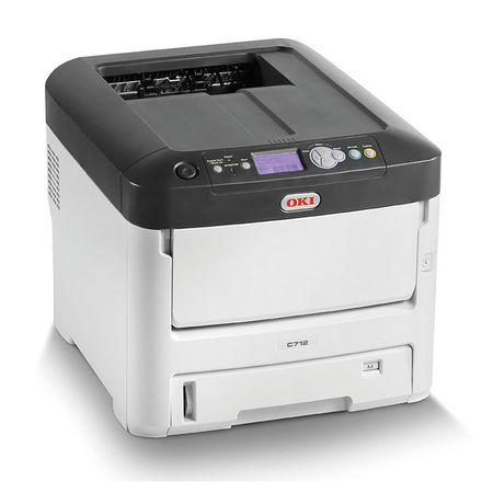 Oki C712DN 46551102 Renkli Laser Yazıcı