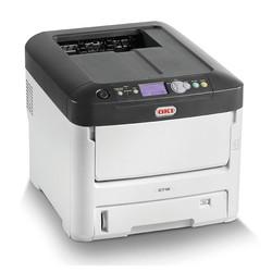 Oki C712DN 46551102 Renkli Laser Yazıcı - Thumbnail