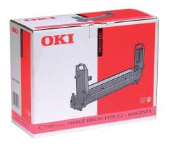 Oki - Oki C7200-41304110 Orjinal Kırmızı Drum Ünitesi