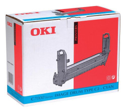 Oki - Oki C7200-41304111 Orjinal Mavi Drum Ünitesi