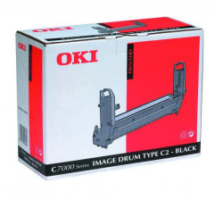 Oki - Oki C7200-41304112 Orjinal Siyah Drum Ünitesi