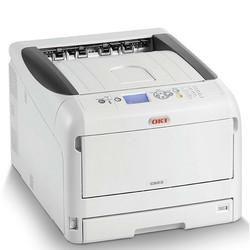Oki - Oki C823N 46471514 A3 Renkli Laser Yazıcı