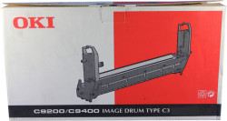 Oki - Oki C9200-41514710 Orjinal Kırmızı Drum Ünitesi