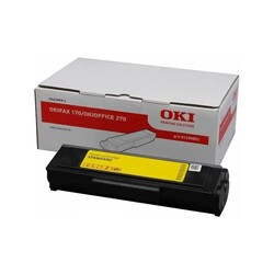 Oki - Oki Fax 170-01290801 Orjinal Toner