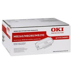 Oki - Oki MB260-01240001 Orjinal Toner Yüksek Kapasiteli