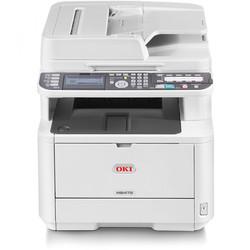 Oki - Oki Mb472Dnw 45762102 Çok Fonksiyonlu Laser Yazıcı