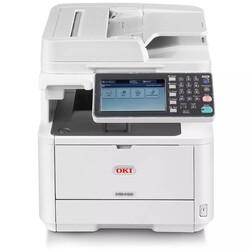 Oki - Oki MB492DN-45762112 Çok Fonksiyonlu Mono Laser Yazıcı
