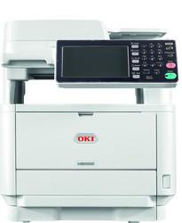 Oki - Oki MB562DNW 45762122 Çok Fonksiyonlu Laser Yazıcı
