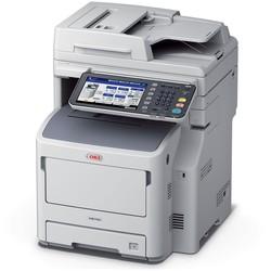 Oki - Oki MB760DN 45387104 Çok Fonksiyonlu Laser Yazıcı