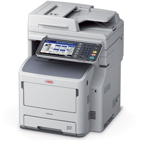 Oki MB760DN 45387104 Çok Fonksiyonlu Laser Yazıcı
