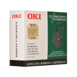 Oki - Oki ML182-01108002 Orjinal Şerit