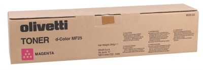 Olivetti D-Color MF-25 Kırmızı Orjinal Fotokopi Toner