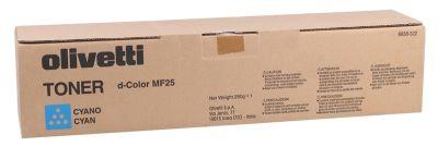 Olivetti D-Color MF-25 Mavi Orjinal Fotokopi Toner