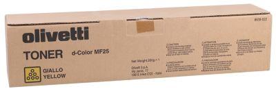 Olivetti D-Color MF-25 Sarı Orjinal Fotokopi Toner