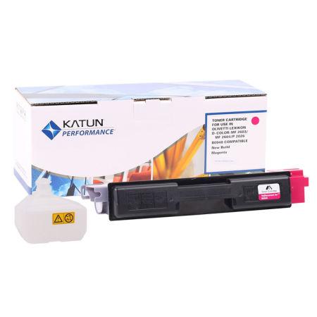 Olivetti D-Color MF-2603 Kırmızı Katun Muadil Fotokopi Toner