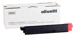 Olivetti - Olivetti D-Color MF-2603 Kırmızı Orjinal Fotokopi Toner