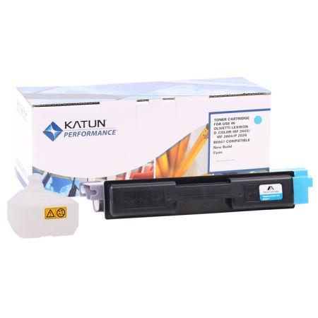 Olivetti D-Color MF-2603 Mavi Katun Muadil Fotokopi Toner