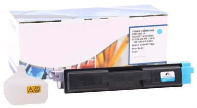 Olivetti D-Color MF-2603 Mavi Muadil Fotokopi Toner
