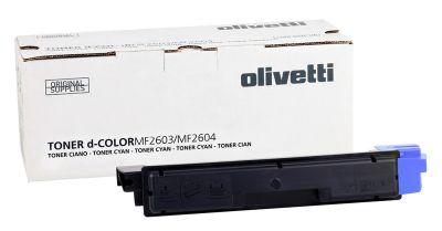 Olivetti D-Color MF-2603 Mavi Orjinal Fotokopi Toner