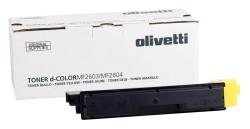 Olivetti - Olivetti D-Color MF-2603 Sarı Orjinal Fotokopi Toner