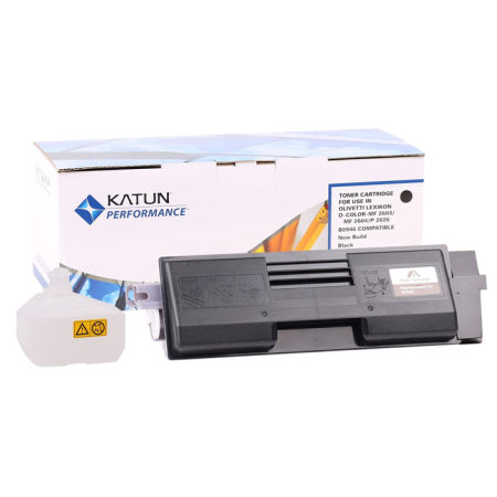 Olivetti D-Color MF-2603 Siyah Katun Muadil Fotokopi Toner