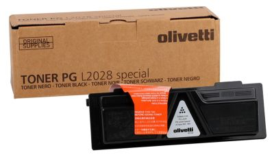 Olivetti D-Copia 283MF Orjinal Fotokopi Toner