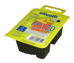 Olivetti - Olivetti FPJ-20 Siyah Orjinal Kartuş