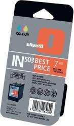 Olivetti - Olivetti IN-503 Renkli Orjinal Kartuş