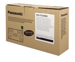 Panasonic - Panasonic DQ-TCC008XD Orjinal Toner İkili Paket