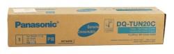 Panasonic - Panasonic DQ-TUN20 Mavi Orjinal Fotokopi Toneri