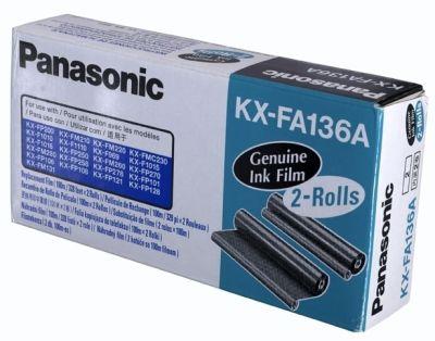Panasonic KX-FA136 Orjinal Fax Filmi