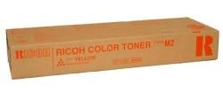 Ricoh - Ricoh Aficio 1224c Sarı Orjinal Toner