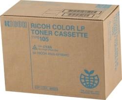 Ricoh - Ricoh Aficio CL-7000 Mavi Orjinal Fotokopi Toner