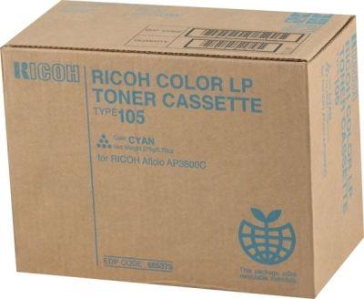 Ricoh Aficio CL-7000 Mavi Orjinal Fotokopi Toner