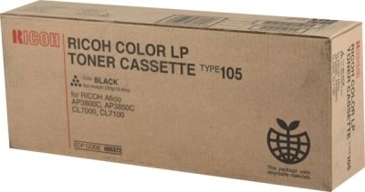 Ricoh Aficio CL-7000 Siyah Orjinal Fotokopi Toner