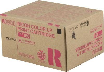 Ricoh Aficio CL-7200 Kırmızı Orjinal Fotokopi Toner