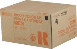 Ricoh - Ricoh Aficio CL-7200 Sarı Orjinal Fotokopi Toner