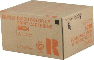 Ricoh Aficio CL-7200 Sarı Orjinal Fotokopi Toner