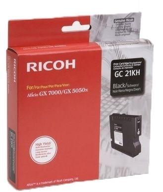 Ricoh Aficio GC-21KH Siyah Orjinal Kartuş