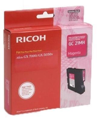 Ricoh Aficio GC-21MH Kırmızı Orjinal Kartuş