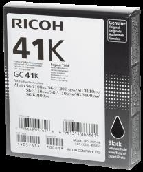 Ricoh - Ricoh Aficio GC-41K Siyah Orjinal Kartuş
