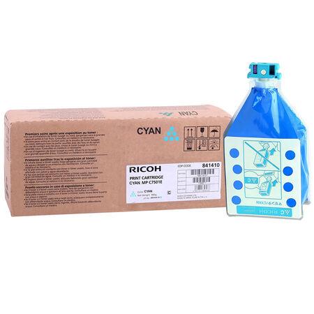 Ricoh Aficio MP-C6501 Mavi Orjinal Fotokopi Toner