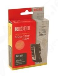 Ricoh - Ricoh Aficio RC-K11 Siyah Orjinal Kartuş