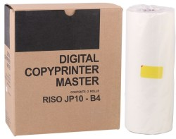 Ricoh - Ricoh JP-10M/B-4 Muadil Master