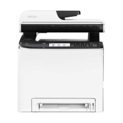 Ricoh SP-C260SFNw A4 Tarayıcı Fax Fotokopi Renkli Yazıcı - Thumbnail