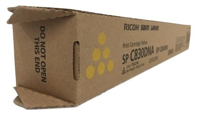 Ricoh SP-C830 Sarı Orjinal Toner